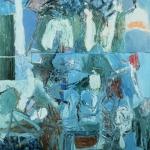 Isobel Brigham - Alphabet Painting 1989