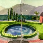 Isobel Brigham - Casa Ecco Lake Como, Italy 2013
