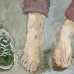 Isobel Brigham - Feet 1999