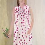 Isobel Brigham - Girl in a Spot Dress 2003