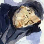 Isobel Brigham - Hamish Robinson 2001 Sleeper On A Mast