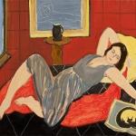 Isobel Brigham - Studio Nude 1 2011