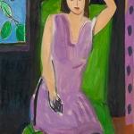 Isobel Brigham - Studio Nude 3 2010