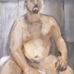 Isobel Brigham - Nude 1980s