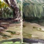 Isobel Brigham - River Windrush, Oxon 2014