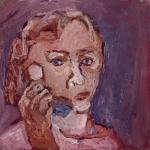 Isobel Brigham - Girl On The Telephone 1991