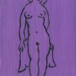 Isobel Brigham - Studio Nude 2010
