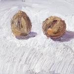 Isobel Brigham - Two Walnuts 2001
